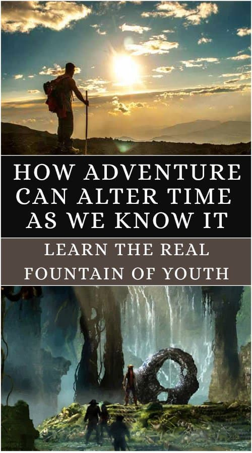 adventure and the fountain of youth