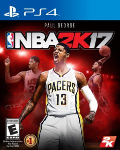 Sports Video Games NBA 2K17