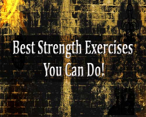 The Best Strength Exercises You Can Do