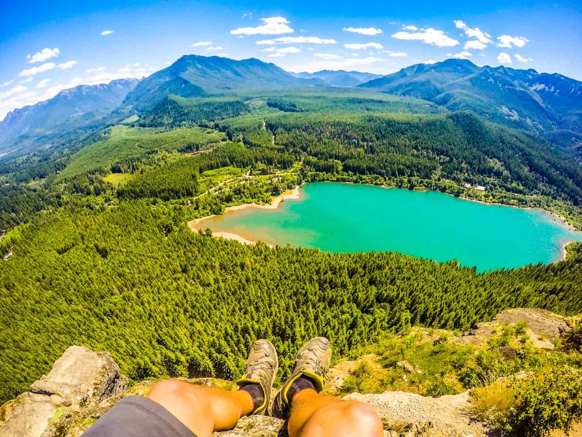 Guide to Rattlesnake Ridge Trail In the Pacific Northwest