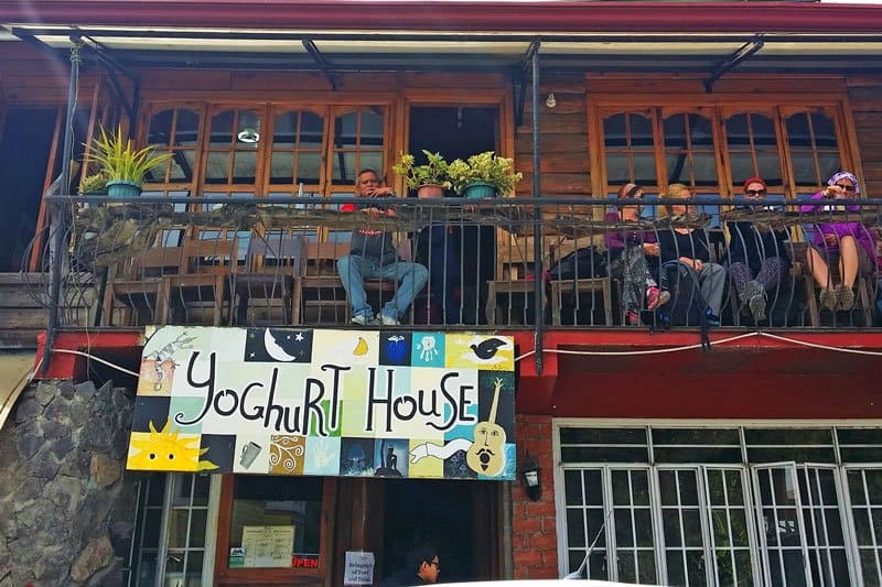 yohurt house sagada banaue rice terraces