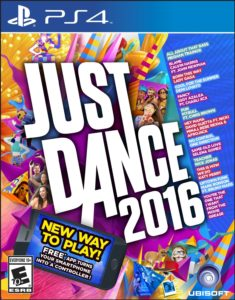 PC Sports Games Just dance 2016