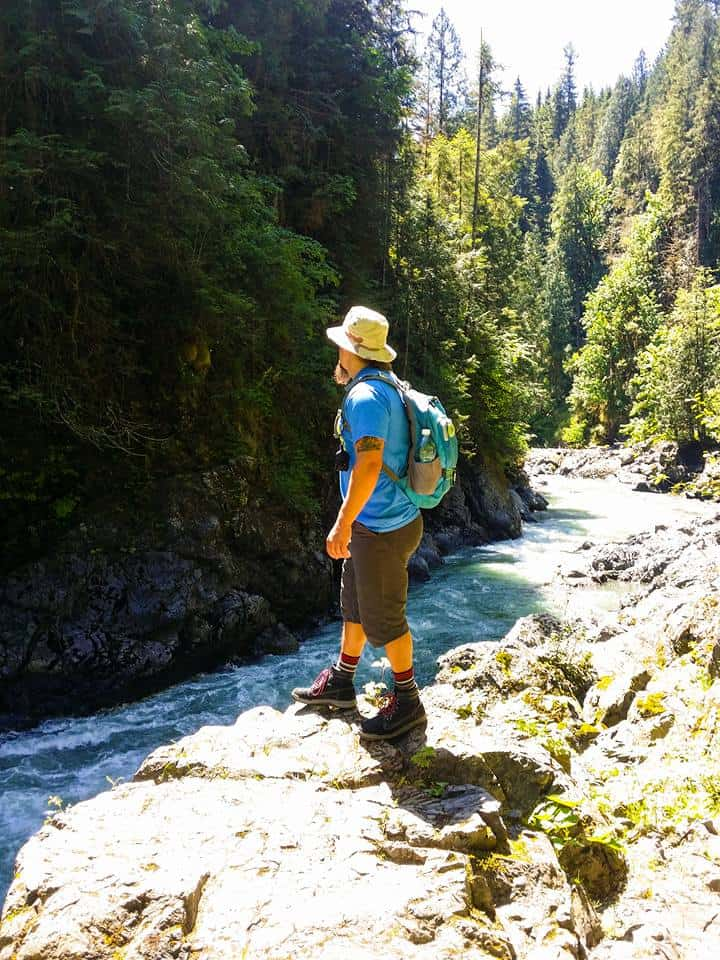 old robe trail