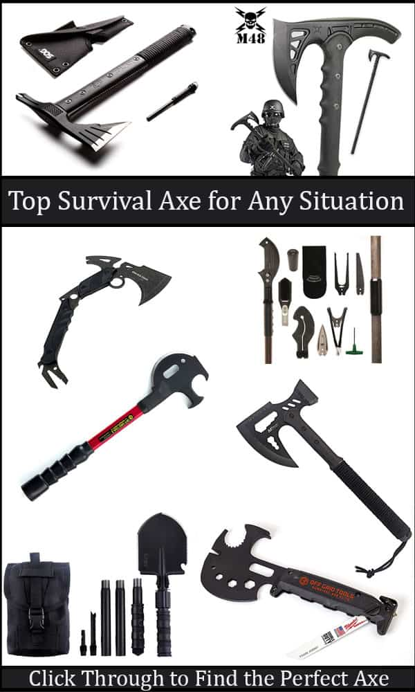Top Survival Axe for Any Situation