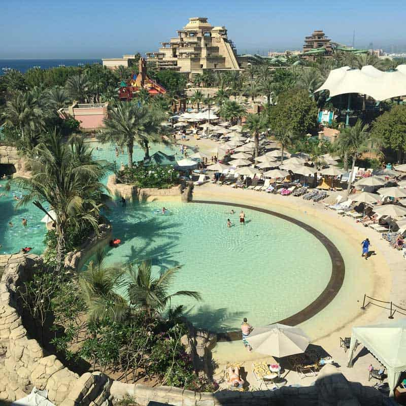 Dubai Aquaventure Waterpark